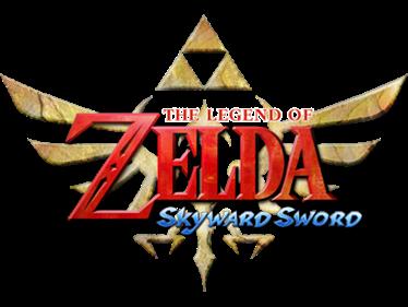 The Legend of Zelda: Skyward Sword - Clear Logo