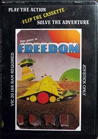 Four Gates To Freedom