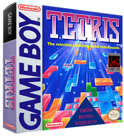 Tetris - Box - 3D