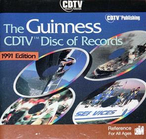 The Guinness CDTV Disc of Records: 1991 Edition