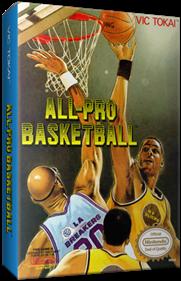 All-Pro Basketball - Box - 3D