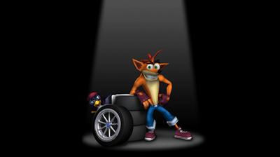 Crash Tag Team Racing - Fanart - Background