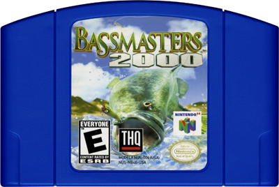 Bassmasters 2000 - Cart - Front