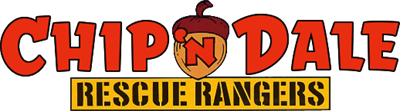 Chip 'N Dale Rescue Rangers - Clear Logo