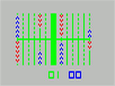 Videocart-11: Backgammon, Acey-Deucey - Screenshot - Game Title