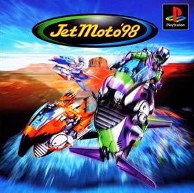 Jet Moto 2 - Box - Front