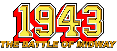 1943: The Battle of Midway - Clear Logo
