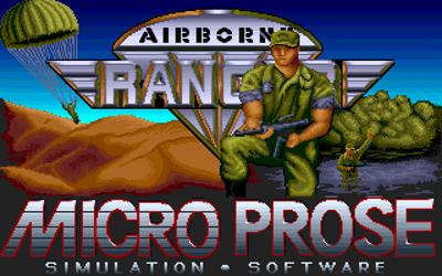 Airborne Ranger - Screenshot - Game Title