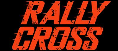 Rally Cross - Clear Logo