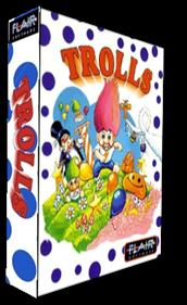 Trolls - Box - 3D