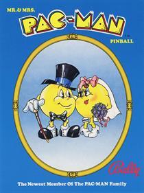 Mr. & Mrs. Pac-Man Pinball