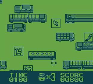 Worm Visitor - Screenshot - Gameplay