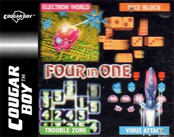 Four in One - Box - Front