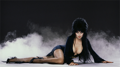 Elvira: The Arcade Game - Fanart - Background