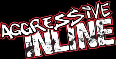 Aggressive Inline - Clear Logo
