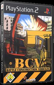 BCV: Battle Construction Vehicles - Box - 3D