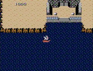 Higemaru Makaijima: Nanatsu no Shima Daibouken - Screenshot - Gameplay
