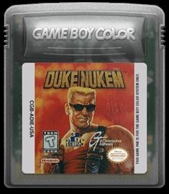 Duke Nukem - Fanart - Cart - Front