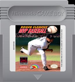 Roger Clemens' MVP Baseball - Fanart - Cart - Front