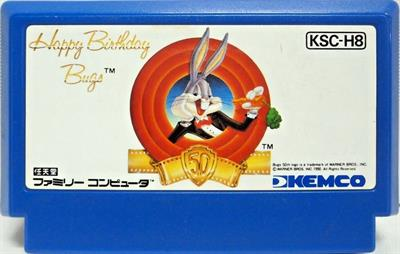 The Bugs Bunny Birthday Blowout - Cart - Front