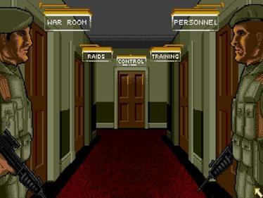 Flames of Freedom - Screenshot - Game Select