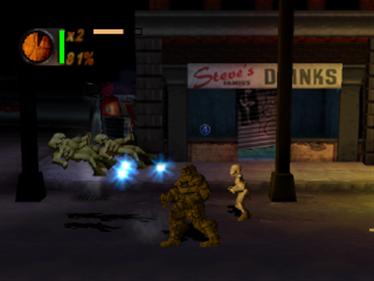 Fantastic Four - Screenshot - Gameplay