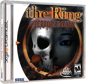 The Ring: Terror's Realm - Box - 3D