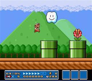 BS Super Mario Collection: Dai-3-shuu - Screenshot - Gameplay