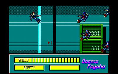 Cosmic Psycho - Screenshot - Gameplay