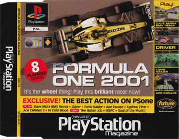 Official UK PlayStation Magazine: Demo Disc 74