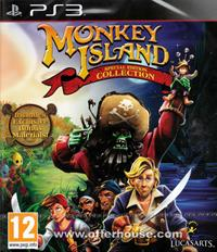 Monkey Island: Special Edition Collection - Box - Front