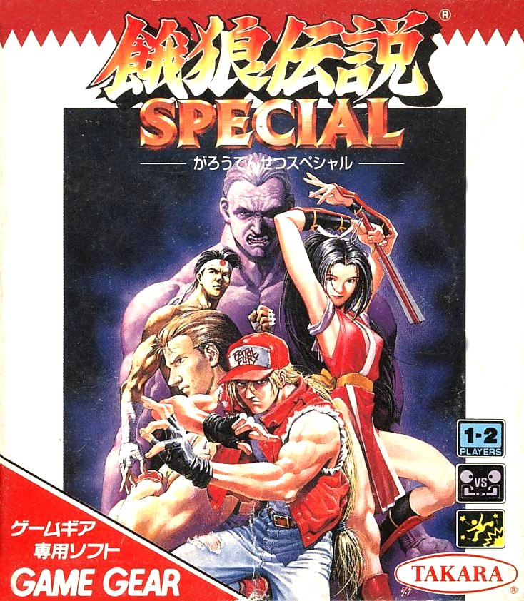 Fatal Fury Special Details
