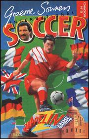 Graeme Souness International Soccer