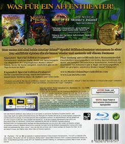 Monkey Island: Special Edition Collection - Box - Back