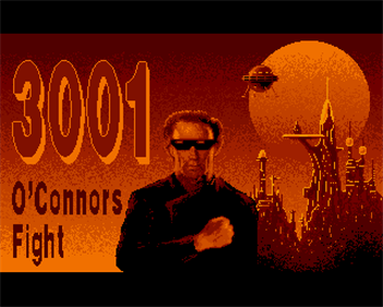 3001: O'Connors Fight - Screenshot - Game Title