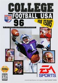 College Football USA 96 - Box - Front
