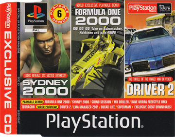 Official UK PlayStation Magazine: Demo Disc 63