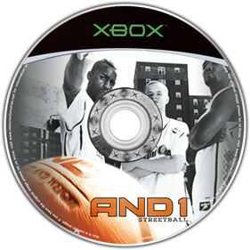 AND 1 Streetball - Disc