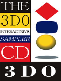 The 3DO Interactive Sampler CD #1