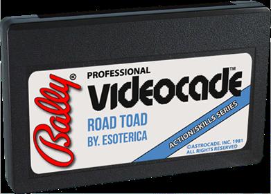 Road Toad - Cart - 3D