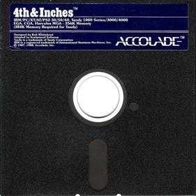 4th & Inches - Disc