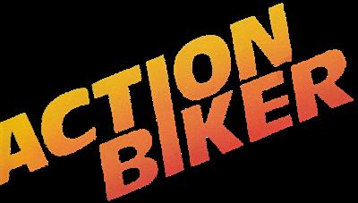 Action Biker - Clear Logo