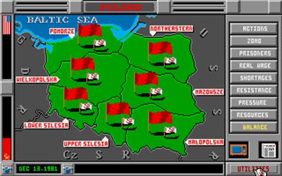 Solidarność - Screenshot - Gameplay