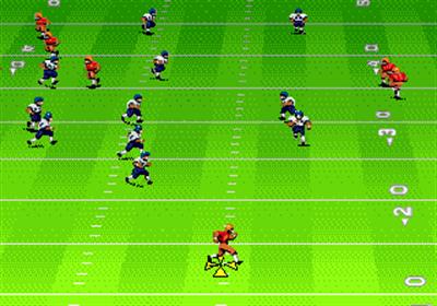 John Madden Football - Screenshot - Gameplay