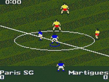 FIFA Soccer 96 - Screenshot - Gameplay
