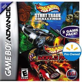 2 Game Pack!: Hot Wheels: Stunt Track Challenge + Hot Wheels: World Race