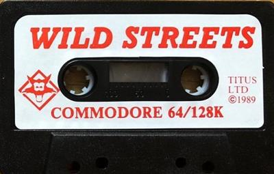 Wild Streets - Cart - Front