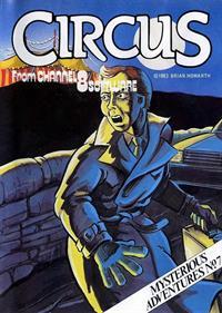 Mysterious Adventure 6: Circus