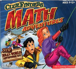 The ClueFinders: Math Adventures