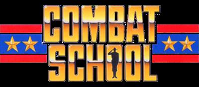 Combat School - Clear Logo